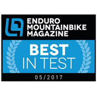 Enduro MTB Mag Award - Pressure Overdrive