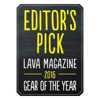 Lava Gear Of The Year 2016 Award - Super GPS