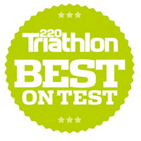 Triathlon Magazine Best On Test Award 2016 - SV-11