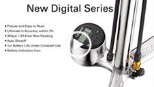Lezyne Digital Floor Drives - 2014 Precision Redefined