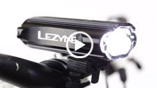 Lezyne Deca Drive - 900 Lumens of Visibility