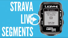 Setting up Strava Live Segments