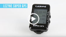 Lezyne Super GPS - Enhanced