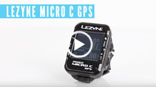 Lezyne Micro C GPS - Enhanced