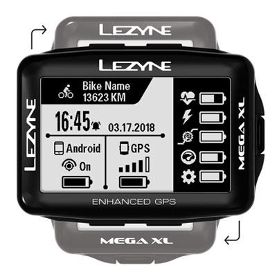 Mega XL GPS
